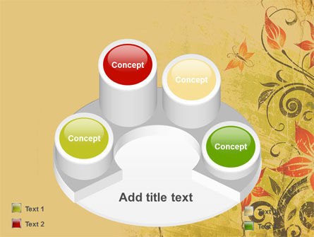 Spring Theme PowerPoint Template Slide 12