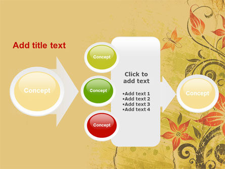 Spring Theme PowerPoint Template Slide 17