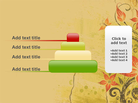 Spring Theme PowerPoint Template Slide 8