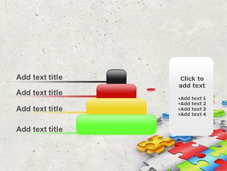 Puzzle Diversity PowerPoint Template Slide 8