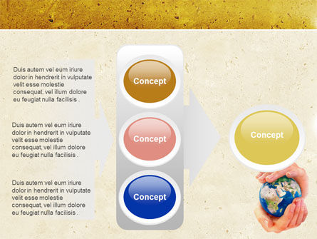 World Control PowerPoint Template Slide 11