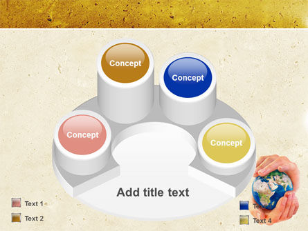 World Control PowerPoint Template Slide 12