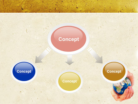 World Control PowerPoint Template, Slide 4, 04681, Global — PoweredTemplate.com
