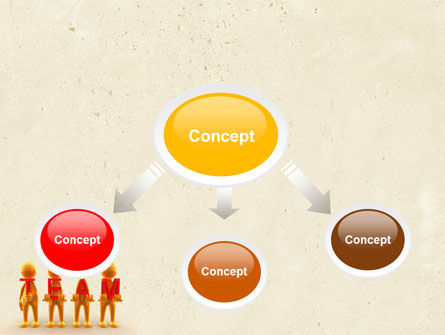 Team Player PowerPoint Template, Slide 4, 04682, Consulting — PoweredTemplate.com