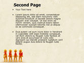 Team Player PowerPoint Template#2