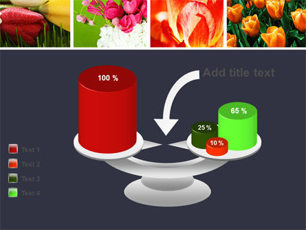Tulips PowerPoint Template Slide 10