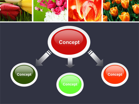 Tulips PowerPoint Template Slide 4