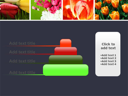 Tulips PowerPoint Template Slide 8