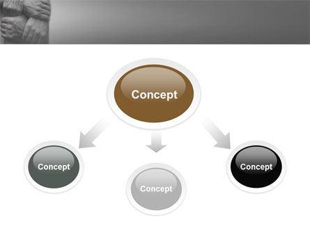 Family Support PowerPoint Template, Slide 4, 04693, Religious/Spiritual — PoweredTemplate.com