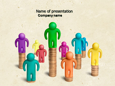 Private Incomes PowerPoint Template
