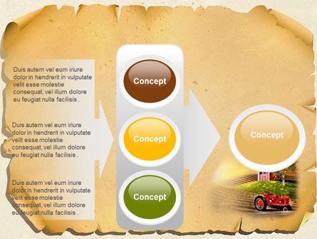 Life On The Farm PowerPoint Template Slide 11