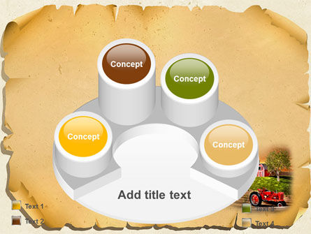 Life On The Farm PowerPoint Template Slide 12