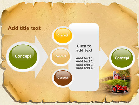 Life On The Farm PowerPoint Template Slide 17