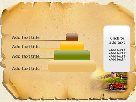 Life On The Farm PowerPoint Template Slide 8
