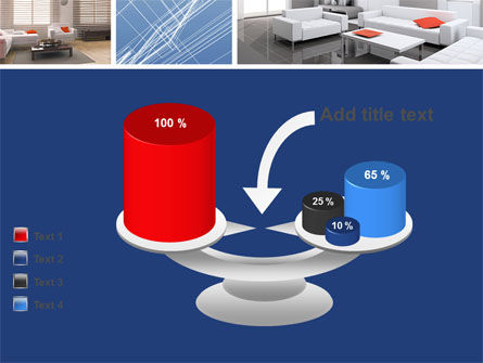 Interior Design In 3D Modeling PowerPoint Template Slide 10
