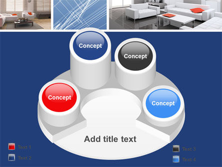 Interior Design In 3D Modeling PowerPoint Template Slide 12