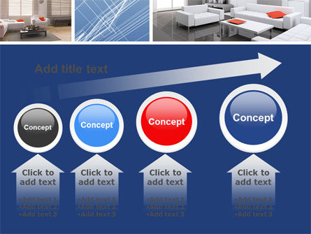 Interior Design In 3D Modeling PowerPoint Template Slide 13