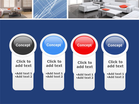Interior Design In 3D Modeling PowerPoint Template Slide 5