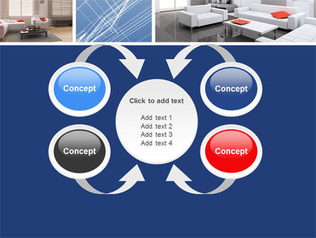 Interior Design In 3D Modeling PowerPoint Template Slide 6