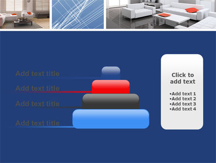 Interior Design In 3D Modeling PowerPoint Template Slide 8