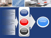 Interior Design In 3D Modeling PowerPoint Template#11
