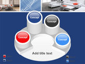 Interior Design In 3D Modeling PowerPoint Template#12