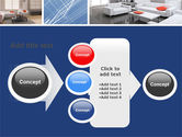 Interior Design In 3D Modeling PowerPoint Template#17