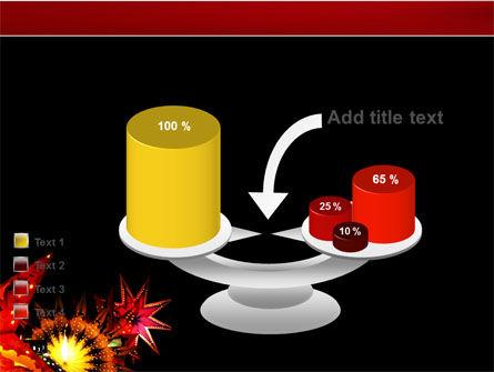 Festival of Lights PowerPoint Template Slide 10