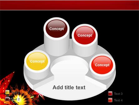 Festival of Lights PowerPoint Template Slide 12