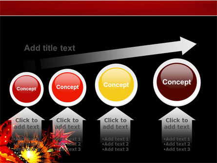 Festival of Lights PowerPoint Template Slide 13