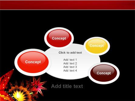 Festival of Lights PowerPoint Template Slide 16