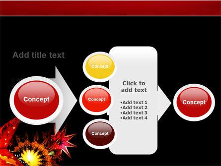 Festival of Lights PowerPoint Template Slide 17