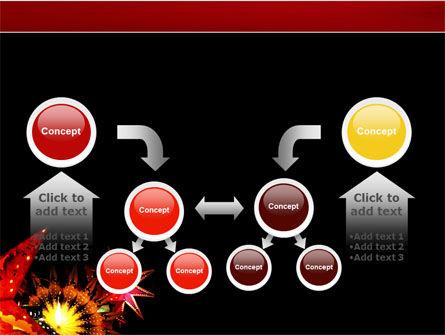 Festival of Lights PowerPoint Template Slide 19