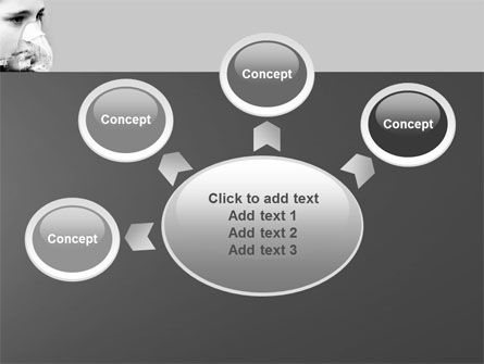 Oxygen Mask PowerPoint Template Slide 7