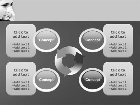 Oxygen Mask PowerPoint Template Slide 9