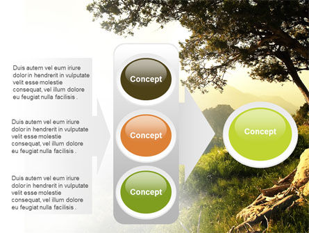 Upland PowerPoint Template Slide 11