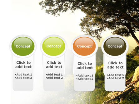Upland PowerPoint Template Slide 5
