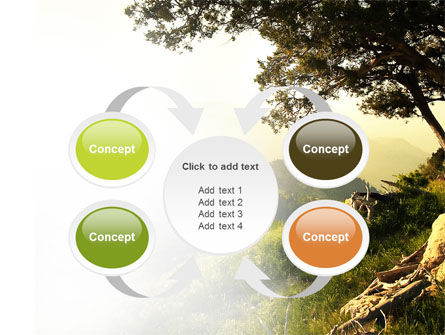 Upland PowerPoint Template Slide 6