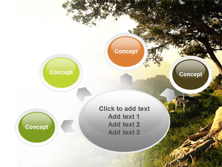 Upland PowerPoint Template Slide 7
