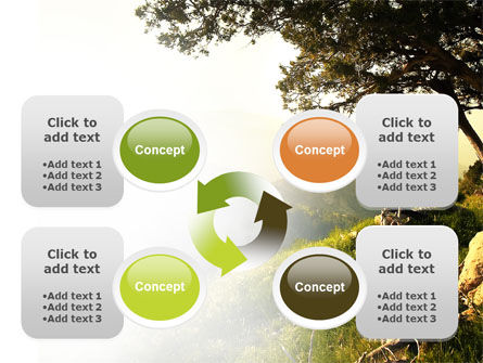Upland PowerPoint Template Slide 9