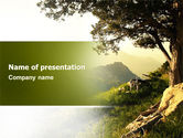 Upland PowerPoint Template#1