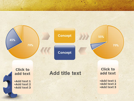 Key Puzzle PowerPoint Template Slide 16