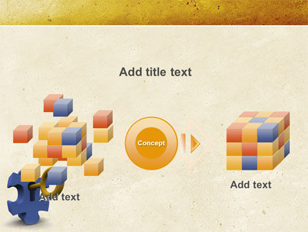 Key Puzzle PowerPoint Template Slide 17