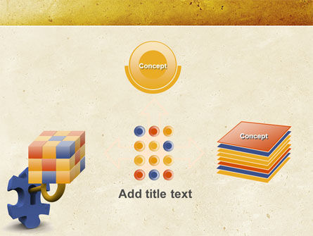 Key Puzzle PowerPoint Template Slide 19