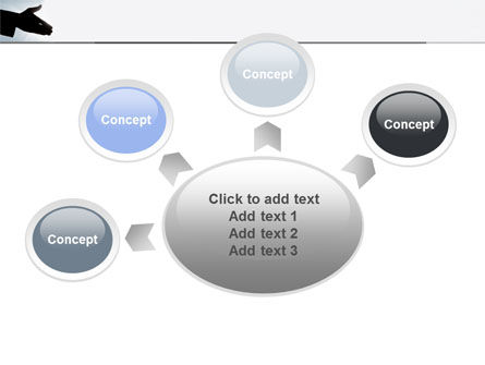 Contact PowerPoint Template Slide 7