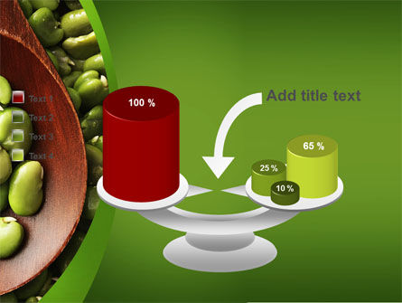 Broad Beans PowerPoint Template Slide 10