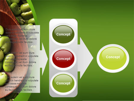 Broad Beans PowerPoint Template Slide 11