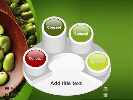 Broad Beans PowerPoint Template Slide 12