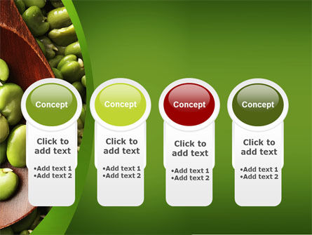 Broad Beans PowerPoint Template Slide 5