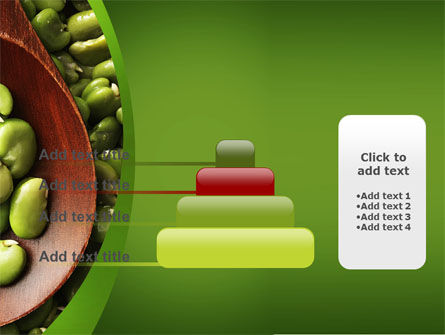 Broad Beans PowerPoint Template Slide 8